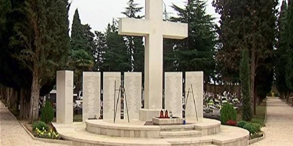 23. OBLJETNICA OSNUTKA 7. DOMOBRANSKE PUKOVNIJE Misa za branitelje u kapelici na Gradskom groblju
