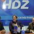 U 11 SATI Potposivanje sporazuma HDZ-a s koalicijskim partnerima!