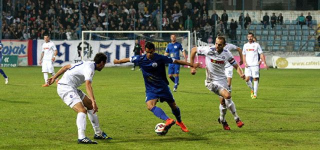 NK Zadar konačno osvojio jedan bod