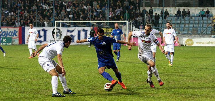 NOGOMETAŠI ZADRA OTPUTOVALI U VINKOVCE Ipak će igrati protiv Cibalije