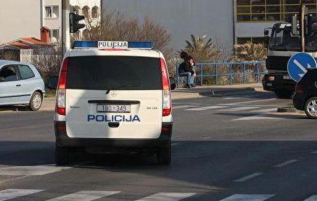 Policajci kod 21-godišnjaka u stanu pronašli kokain i pušku  M-48