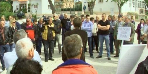 ZBOG NERIJEŠENIH PROBLEMA Mještani Vira organiziraju prosvjed
