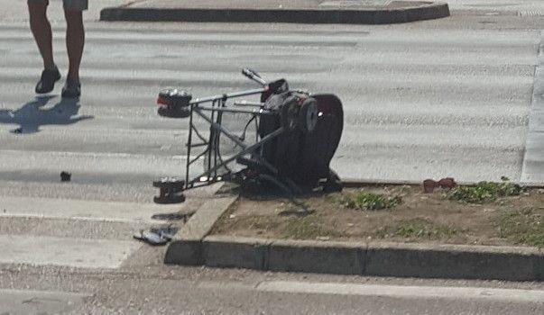 FOTOGALERIJA Teška prometna nesreća na Bulevaru