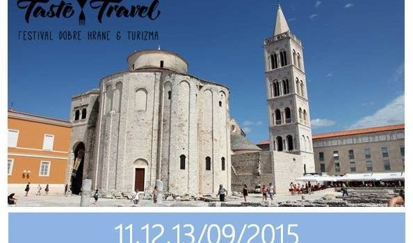 "GREENON MOVEMENT ORGANIZIRA FESTIVAL DOBRE HRANE I TURIZMA ""Taste and travel"" od 10. do 13. rujna u Zadru"