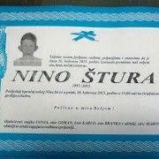 NEIZMJERNA TUGA Učenici i profesori se oprostili od prerano preminulog Nina Šture