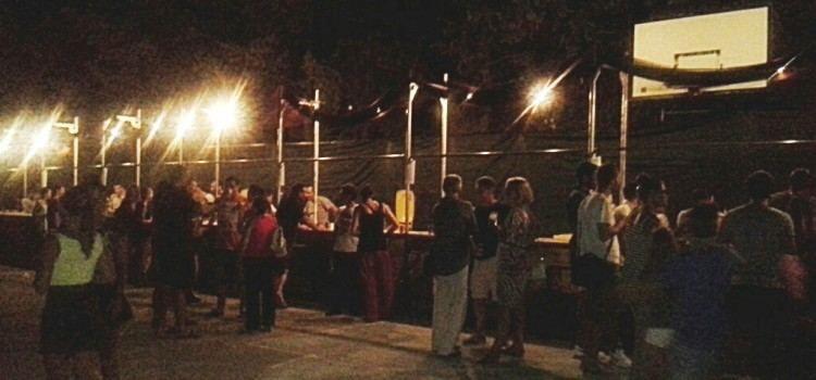 Nevrijeme prekinulo koncerte u Starigradu i Škabrnji, te doček Sv. Roka u Bibinjama