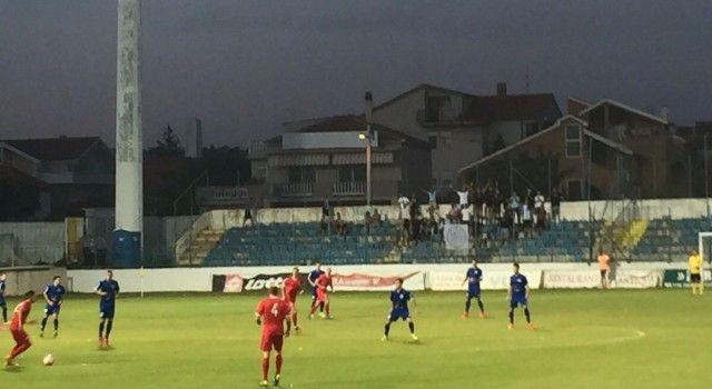 PRED PRAZNOM TRIBINOM Zadar izgubio od Cibalije 0-3