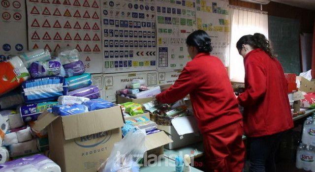 HUMANOST NA DJELU Zadrani skupljaju donacije za izbjeglice iz Sirije