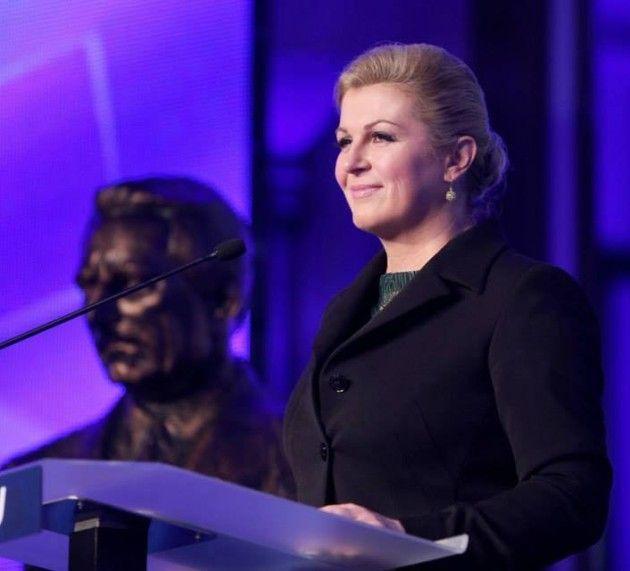 Predsjednica Kolinda Grabar Kitarović u Škabrnju dolazi u srijedu