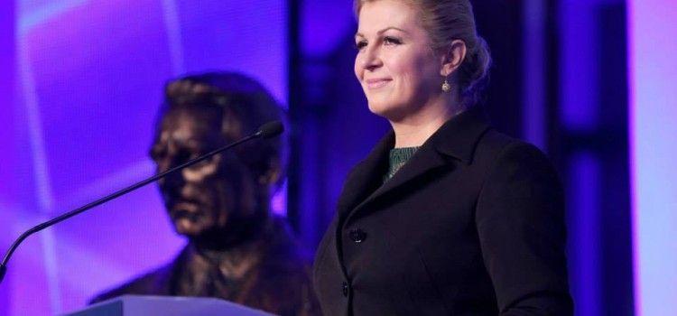 POVODOM DANA POBJEDE I DOMOVINSKE ZAHVALNOSTI Predsjednica Kolinda Grabar Kitarović odlikovala i nekolicinu Zadrana