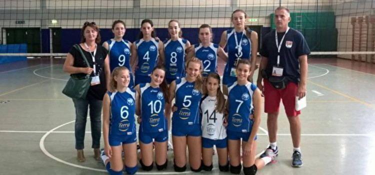 IGRE TROBOJNICE 70 mladih sportaša iz Zadra natjecalo se u Reggio Emiliji