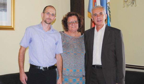 Župan Zrilić poželio Bibinjcu Stjepanu Gveriću puno uspjeha na dužnosti ravnatelja