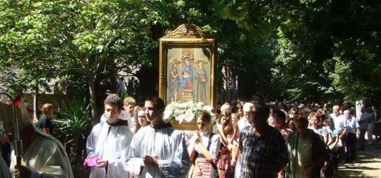 Tisuće vjernika proslavilo blagdan Gospe od Anđela