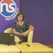 VESNA SABOLIĆ: Reformisti podržavaju udrugu Franak i prijedlog novog zakona!