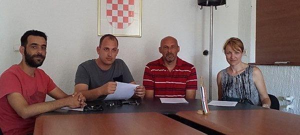 IAKO OPTUŽUJE KALMETU ZA KRIMINAL Pupić Bakrač i Rubeša predložili Mijata Stanića za nagradu Grada Zadra
