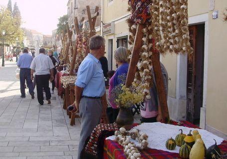 Festival češnjaka u Benkovcu
