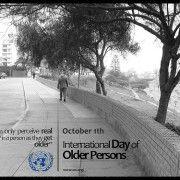 1. LISTOPADA – Međunarodni dan starijih osoba
