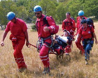 17 spasitelja spašavalo Britanku s Anića kuka u Paklenici