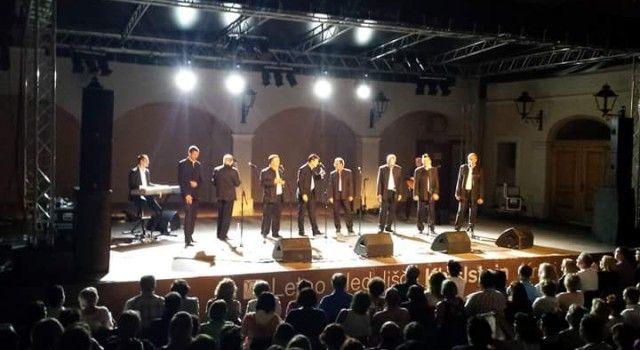 Klapa Intrade oduševila publiku u Sloveniji