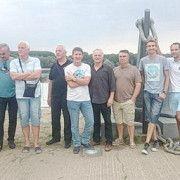 POSJET GRADU HEROJU Tomislav Bralić i klapa Intrade održali koncert u Vukovaru