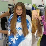 DONIRAJTE KOSU ZA OBOLJELU DJECU Zadarski saloni sudjeluju u akciji