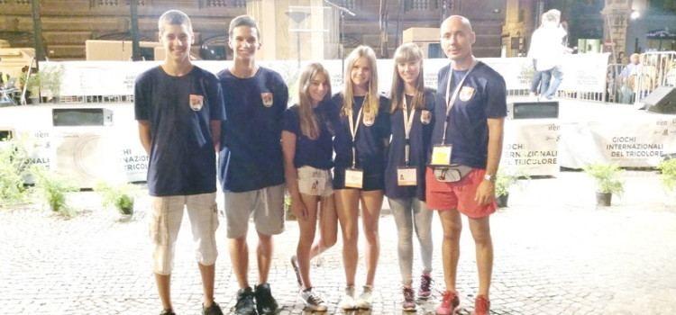 USPJEH PLIVAČKOG KLUBA JADERA Iz Italije se vratili s 18 medalja