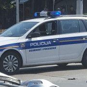 KORISTITE POJAS U VOŽNJI Policija organizira prezentaciju simulatora prevrtanja i sudara