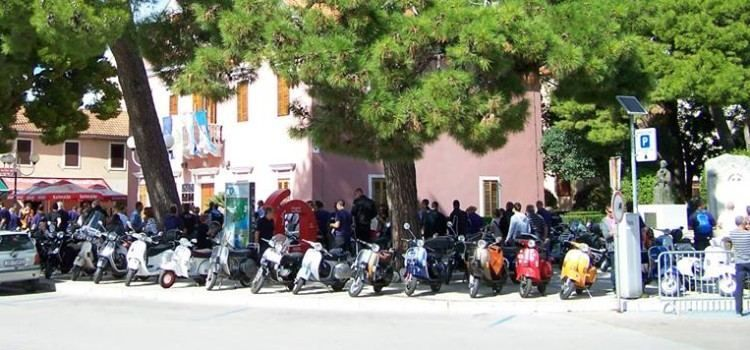 Šesti susret Vespa kluba u Zadru