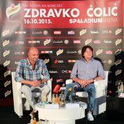Na koncert Zdravka Ćolića u Split planiraju i brojni obožavatelji iz Zadra
