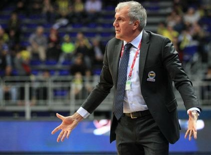 I trener Fenerbahcea Željko Obradović na predstavljanju Zadar Dogus Basketball Tournamenta