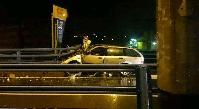 FOTO: TEŠKA PROMETNA NESREĆA Sletio s ceste i poginuo