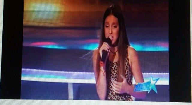 BOLJA OD ORIGINALA Prekrasna 13-godišnja Zadranka Iva Prgić oduševila publiku i žiri