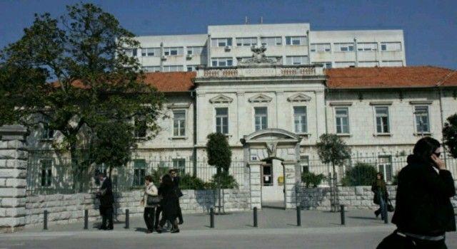 Posjet klaunova Odjelu pedijatrije Opće bolnice Zadar