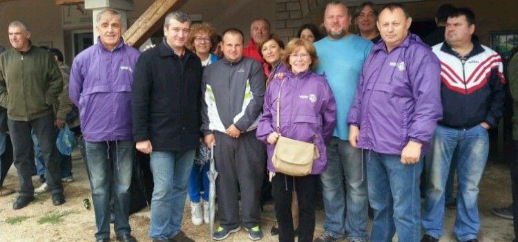 REFORMISTI SE DRUŽILI S GRAĐANIMA BENKOVCA Razgovarali o problemima