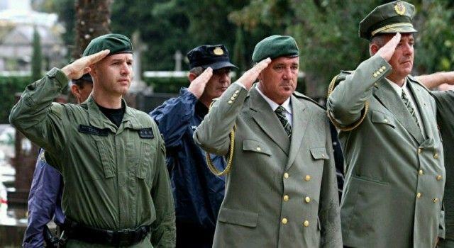 Proslava 25. godišnjice osnutka Specijalne jedinice Poskoci