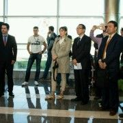 U Zračnoj luci upriličen prijem za kineske tour operatere