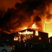 Zapaljena kuća u Preku, policija traga za počiniteljem