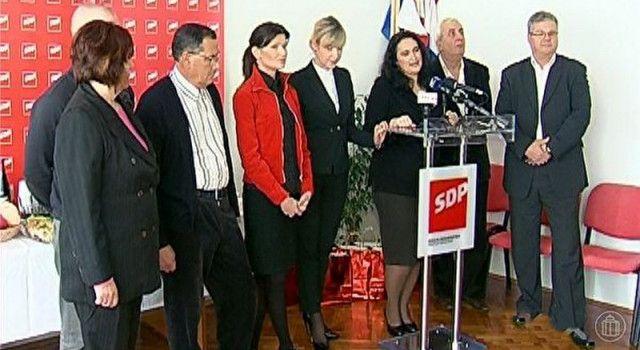Izabrano 26 delegata koji će Zadar predstavljati na konvenciji SDP-a Hrvatske