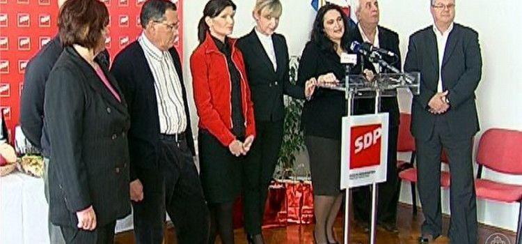 IZBORNA LISTA Renata Sabljar Dračevac kažnjena radi podrške Liniću