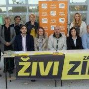 ŽIVI ZID U ZADRU: 26 godina korupcije, kriminala i nepotizma bilo je i previše!