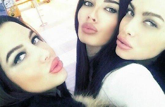 BIG BROTHER Pojedini Zadrani zadivljeni fotkama Barbare, Tine i Soraje na Facebooku