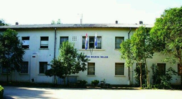 bolnica ugljan