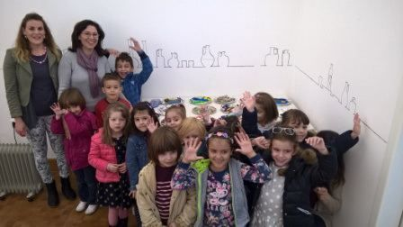 FOTOGALERIJA Dječja radionica u Muzeju antičkog stakla