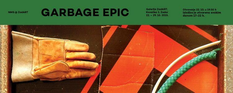 GARBAGE EPIC Izložbom ukazuju na sve veći problem otpada na otocima
