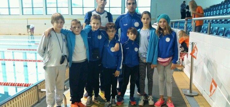 Članovi Plivačkog kluba Jadere osvojili 18 medalja