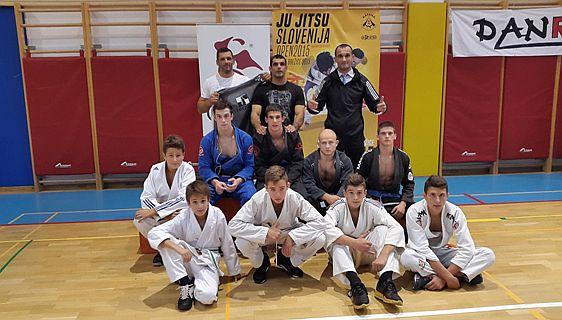 Ju-Jitsu klub Zadar osvojio 11 medalja u Sloveniji