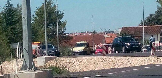 Rekonstrukcija i radovi na ulazu u Bibinje bit će završeni do velječe