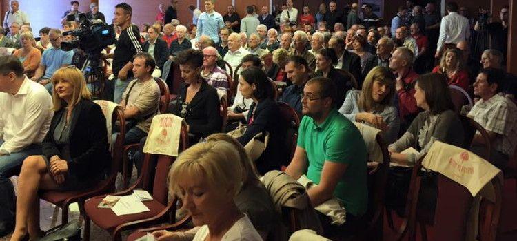 PREPUNA DVORANA HOTELA KOLOVARE Ministar Lalovac zainteresirao Zadrane