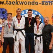 Članovi Taekwondo kluba Zadar osvojili 4 medalje na Međunarodnom turniru Kondor Open