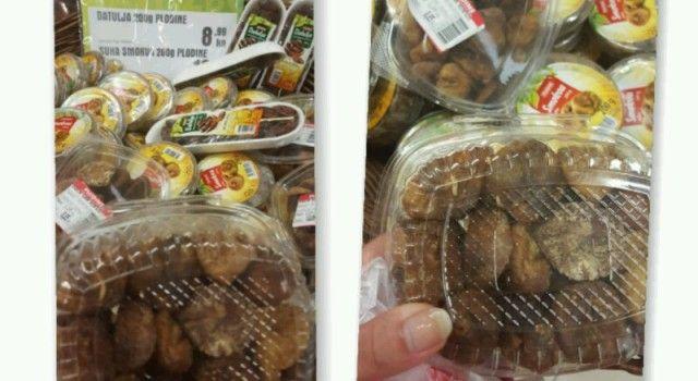 ZGROŽENI KUPCI: U Plodinama prodaju smokve po kojima gmižu crvi dugi dva i po centimetra!